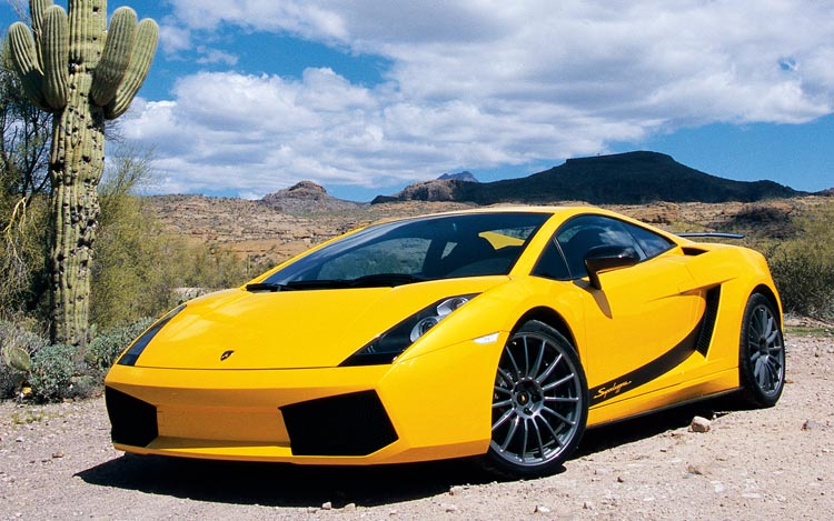 144 month auto loan Lamborghini