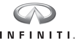 Infiniti Logo Window Sticker