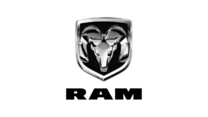 Ram Logo Window Sticker