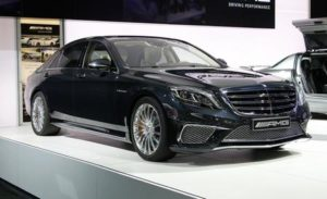 2016 Mercedes-Benz S65 AMG Cost to Own Per Mile