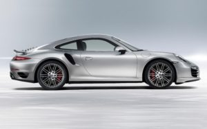 2016 Porsche 911 Turbo S Cost to Own Per Mile