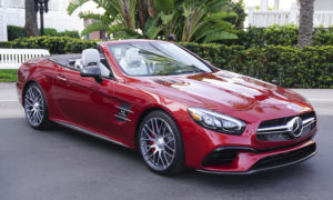 2017 Mercedes-Benz SL 63 AMG Cost to Own Per Mile