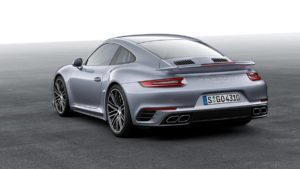 2017 Porsche 911 Turbo S Cost to Own Per Mile